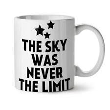Cielo è limitare detto divertente NUOVO White Tea Tazza da caffè 11 OZ | wellcoda