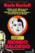 Mondo Balordo - 1964 - Movie Poster