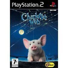 Charlottes Web (PS2), Very Good PlayStation2, Playstation 2 Video Games