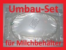 MILCHBEHÄLTER -UMBAUSET für DeLonghi ESAM 5500 Perfecta 5600 6700 Titanium