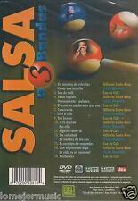 dvd SALSA Son de Cali VICTOR MANUELLE Gilberto Santarosa TAN BUENA y entonces