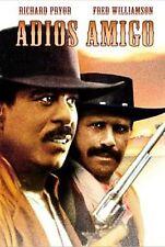 Adios Amigo (DVD, 2005)