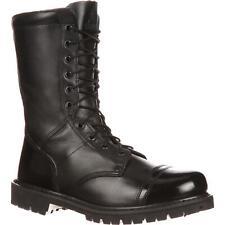 Rocky 2090 Size Zipper Jump Boots, Black