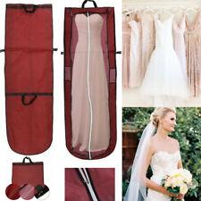 180CM Garment Wedding Dress Hanging Storage Cover Bag Dustproof, Bridal Veil