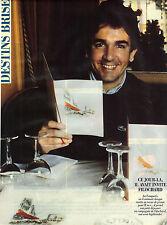INTERRUZIONE DI GIORNALE 1993 Natale senza PATRICK ROY facilitatore RMC e TF1
