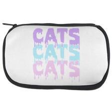 Halloween Cats Makeup Bag