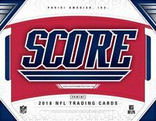 2018 Score Scorecard Football Parallel Cards Pick From List 1-250
