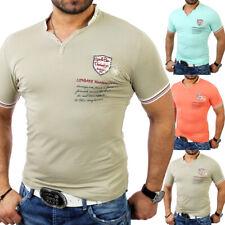 Cipo & Baxx C-5319 Herren V-Neck T-Shirt Clubwear Hemd Poloshirt Sweatshirt Neu