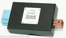 Orig. Peugeot 607 407 Citroen C6 Steuergerät Modul Alarm Alarmanlage 9657384680