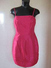 Myleene Klass Pink Tulip Skirt Bandeau Dress Size 14 16 18 NEW