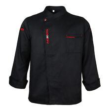 Veste de Chef Simple Boutonnage pour Homme Femme