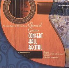 Classical Guitar: Concert Hall Recital 2003 by Aguado, Diony - Disc Only No Case