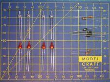K12-1x Kit éclairage 8 LED unicolore 2 mm (choix couleur) loco JOUEF HO ou autre
