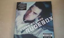 CD--ROBBIE WILLIAMS--RUDEBOX--CD+DVD--SPECIAL EDITION---ALBUM