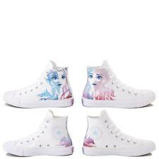 NEW Converse x Frozen 2 Chuck Taylor All Star Hi Anna Elsa Sneaker Womens