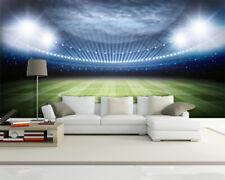 3D aperto stadio  Parete Murale Foto Carta da parati immagine sfondo muro stampa