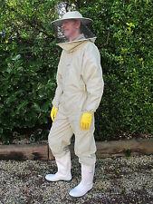 Qualité Premium Bee costume chapeau rond-olive. toutes tailles. équipement de protection