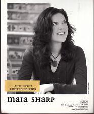 maia sharp limited edition press kit