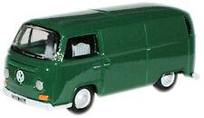 Oxford 76VW001 VW T2 Van Peru Green 1/76 New in Case -T48 Post