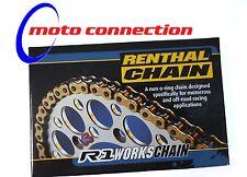 Renthal oro R1 520 X 118 Mx Cadena Para Suzuki RMZ250 RMZ450 RM125 RM250