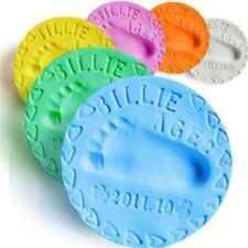 20g Baby Care Hand Foot Inkpad Soft Clay Infant Washless Footprint Mud HY#U