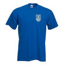 GRECIA GRIEGA Εθνική Ελλάδος Azul Francia equipo de Fútbol Camiseta -sml A 5xl