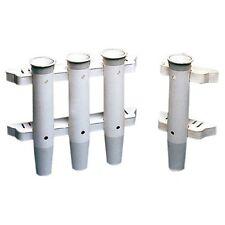 Osculati Kunststoff Angelruten-Halter 1 o. 3 Angeln, Wandmontage, 1-fach 3-fach