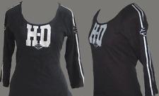 HARLEY DAVIDSON LADIES GLITTER 3/4 SLEEVE SHIRT (XXL)
