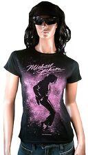 Bravado Official MICHAEL JACKSON Moonwalk King of Pop Stretch T-Shirt L 40/42
