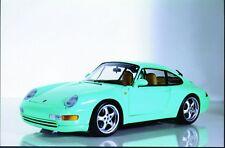 1:18 UT Models Porsche 911 993 Coupe gold, mint green, silver