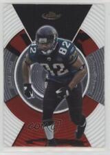 2005 Topps Finest #42 Jimmy Smith Jacksonville Jaguars Football Card