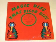"""Santa's Disco Band 12"""" Santa Claus Is Coming To Town"""