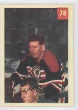 2002-03 In the Game Parkhurst Reprints #198 Al Dewsbury Chicago Blackhawks Card