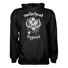 Motorhead England Lemmy Kilmister Official Hoodie Hooded Top