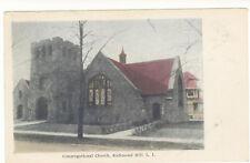 RICHMOND HILL CONGREGATIONAL CHURCH, QUEENS LI, NY