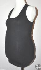 Ingrid & Isabel Be Maternity Top shirt workout yoga bra running Black XS S M L