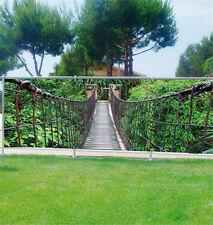 Brise vue déco personnalisé jardins, terrasses et balcons Passerelle réf 3622