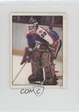 1982-83 Topps Album Stickers #211 Doug Soetaert Winnipeg Jets Hockey Card
