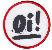 "Oi! NR.1 ""Aufnäher""Oi!/SKIN/WAY OF LIFE/PATCH/Oi!/SKA/SPIRIT OF 69/MÖH!"