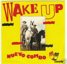 45 TOURS--WAKE UP--BUEVO COMBO--1987
