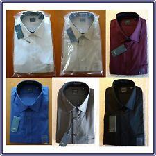 New Men's Arrow Regular-Fit Solid Textured Buttoned Down Dress Shirt #180922-518