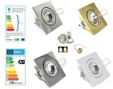 230V LED PLAFOND à encastrer Lampe Spot ANNEAU Jojo GU10 7 watts = 52W