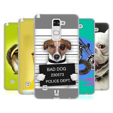 HEAD CASE DESIGNS FUNNY ANIMALS SOFT GEL CASE FOR LG PHONES 3