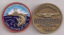 USS Darter SS 227 Submarine Challenge Coin USN Sub DBF