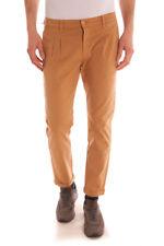 Pantaloni Daniele Alessandrini Trouser -55% Uomo Beige PJ5387L6503500-20 SALDI
