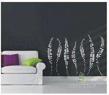ADESIVI MURALI ALBERO FIORI ARTE Bambini Adesivi Murali Farfalla Vinile DECORS -- d110