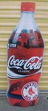 "BOSTON RED SOX Coca-Cola Bottle FENWAY PARK 46"" Display"