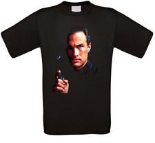 Steven Seagal Kult T-Shirt alle Größen NEU