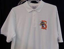 Binghamton Mets Mens Defunct Logo Mens Polo Shirt XS-6XL, LT-4XLT New York New