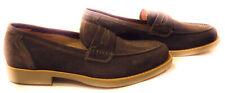 Nero giardini p402573 blu jeans moccassino classico moccasin classic